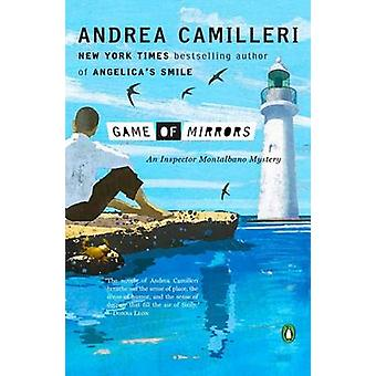 Game of Mirrors by Andrea Camilleri - Mr Stephen Sartarelli - 9780143