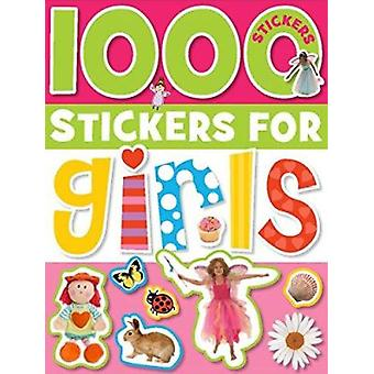 1000 Stickers for Girls by Make Believe Ideas Ltd - 9781848790711 Book