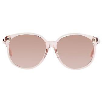 Gucci Damen Rosa Sonnenbrille - GG0261SA-006