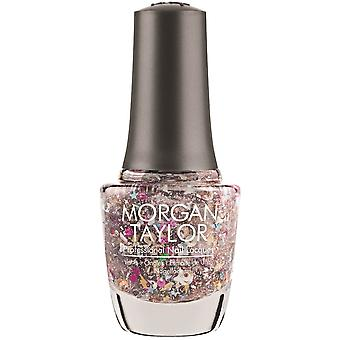 Morgan Taylor Royal frestelser 2018 Nail Polish Collection-Over-The-Top Pop (3110299) 15 ml