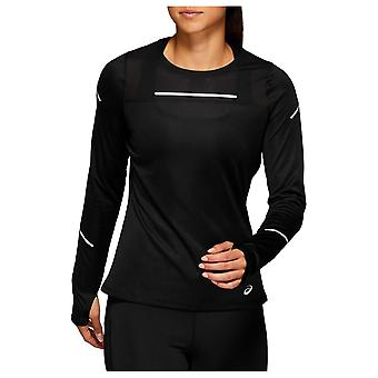 Asics Womens Litershow LD94 Long Sleeve Crew Neck Sports Top