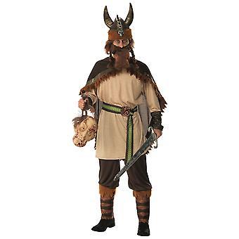 Viking Man Barbarian Warrior Medieval Nordic Game of Thrones Men Costume