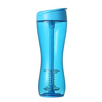 TRIMR Ergonomic Shaker Water Bottle 700ml in Blue