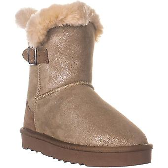 Style & Co. Tiny Fur Bootie