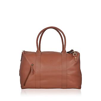 Klassisches Lakeland Holdall in Tan