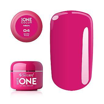 Base one Neon-Dark pink 5 g UV-gel