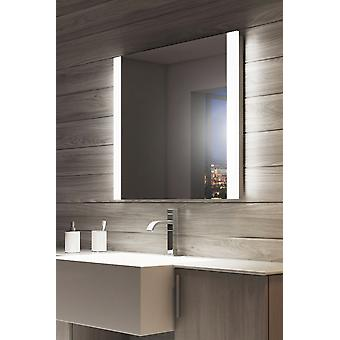 Double Edge Bathroom Mirror with Ambient Underlighting K1113v(colour)