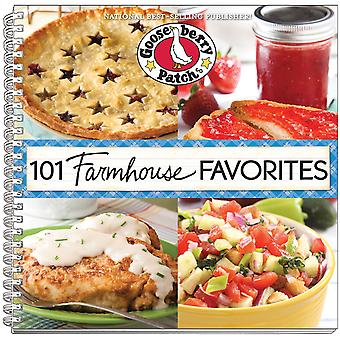 101 Farmhouse Favorite Recipes M208p