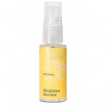 Farfalla kroppen spray velvære 20 ml