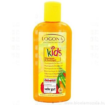 Logona Kids Shampoo & Shower Gel (Children , Cosmetics , Hair , Body lotions , Shampoo)