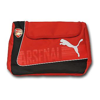 2016-2017 Arsenal Puma Wash Bag (Red)