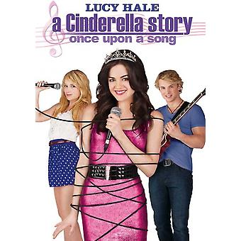 A Cinderella Story Once Upon a Song Movie Poster (11 x 17)