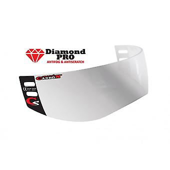 CarbonSpeed diamond PRO CS 3 antifog/antiscratch visor
