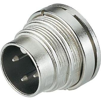 Binder 09-0323-80-06 Series 682 Miniature Circular Connector Nominal current: 5 A Number of pins: 6 DIN