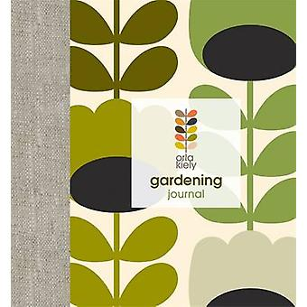 Orla Kiely hagearbeid Journal av Orla Kiely