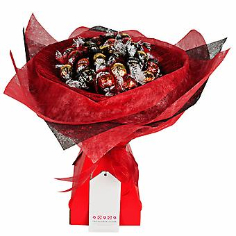 Chocolate Kisses - Valentines Chocolate Bouquet - Regular