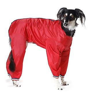 Trouser Suit Red 50cm (20