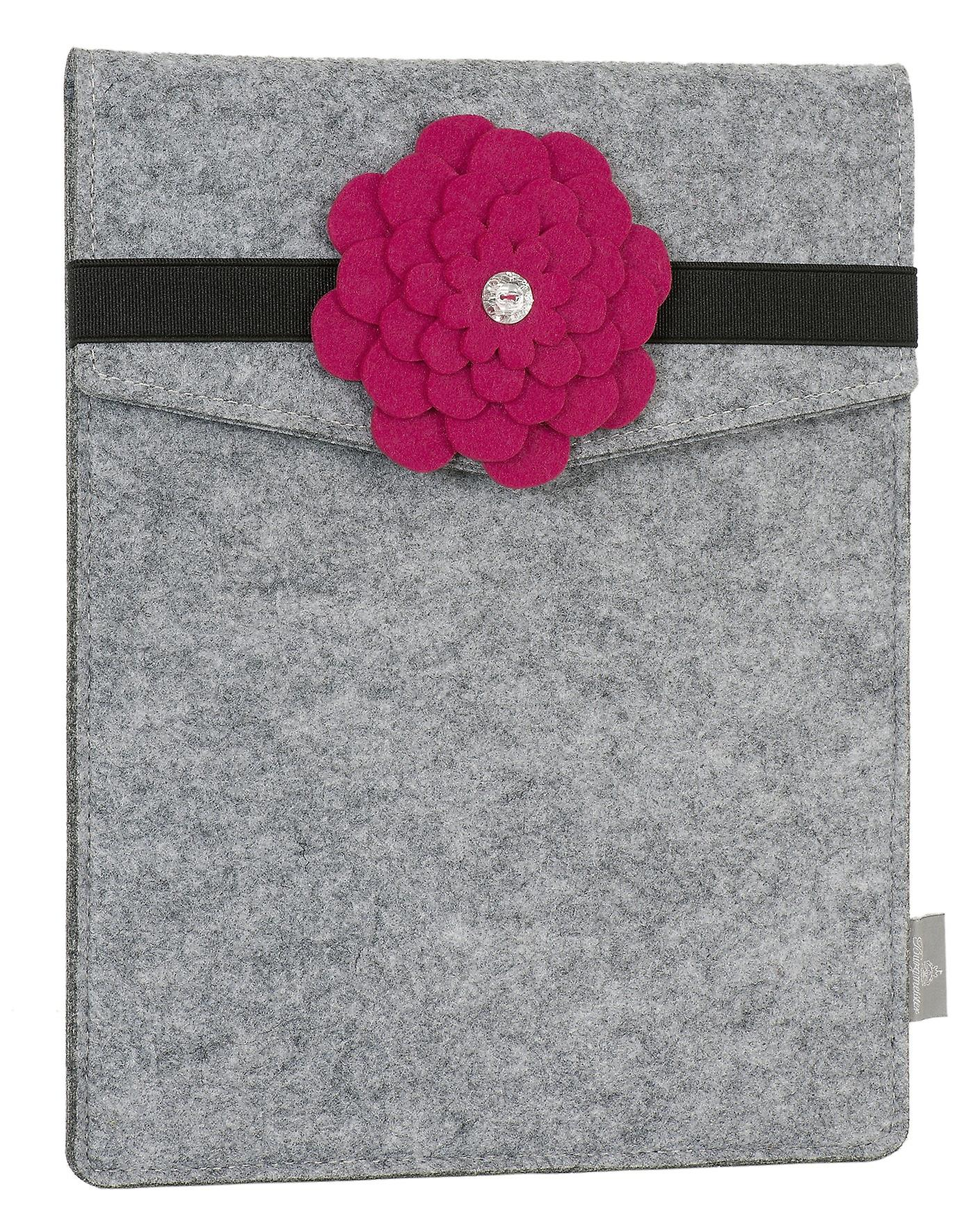 Burgmeister ladies/gents Ipad-/Tablet PC cover felt, HBM3019-164