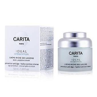 Carita Ideal Hydratation Rich Lagoon Cream - 50ml/1.69oz