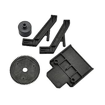 Spare part Amewi 002-TS044 Main cogwheel and enclosure