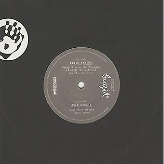Sonia Santos - gengivelse videre gøre Malandro (Bal [Vinyl] USA import