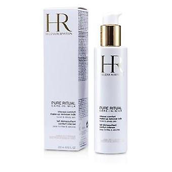 Helena Rubinstein ren rituelle intens komfort Make-up Remover mælk - 200ml / 6.76 oz