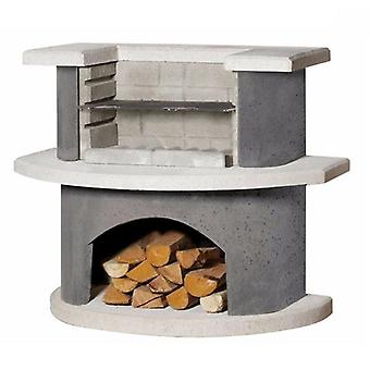 Buschbeck Luzern Grill Bar Masonry Barbecue Fireplace