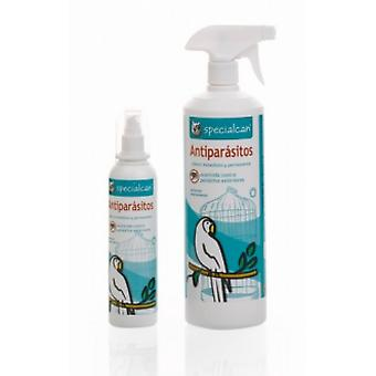 Specialcan insecticide birds (birds, hygiene and cleaning, care of the plumage)