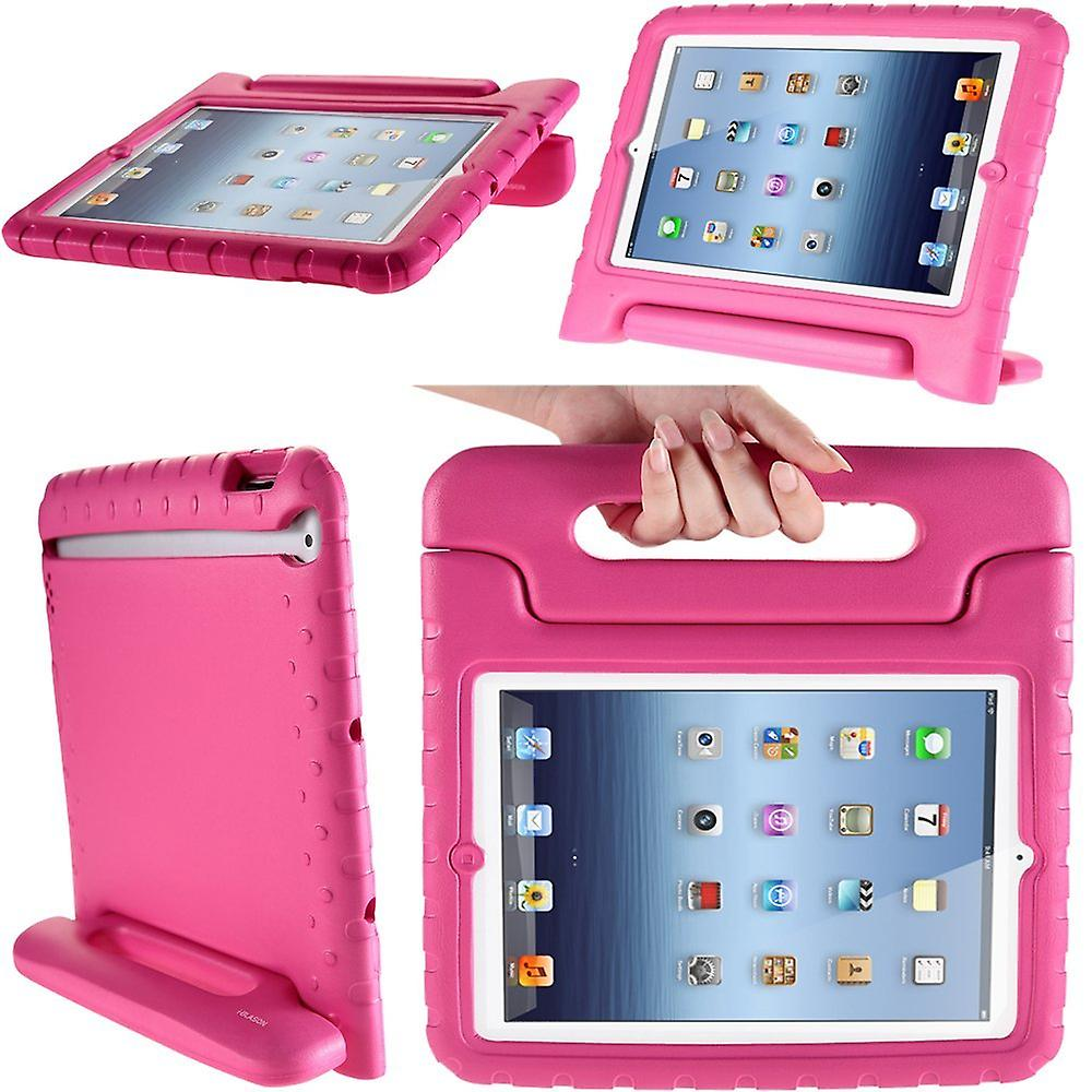 i-Blason Apple iPad Mini with Retina Display, Armorbox Kido Series Light Weight Super Protection Stand Cover Case-Pink