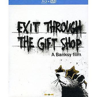 Exit gennem the Gift Shop [BLU-RAY] USA importerer