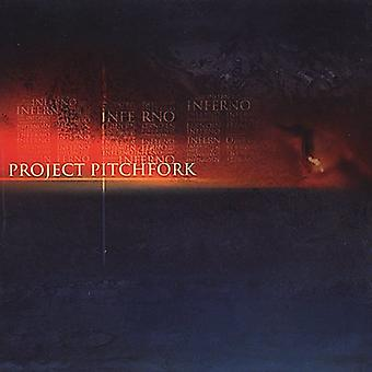Projekt Pitchfork - Inferno [CD] USA importerer
