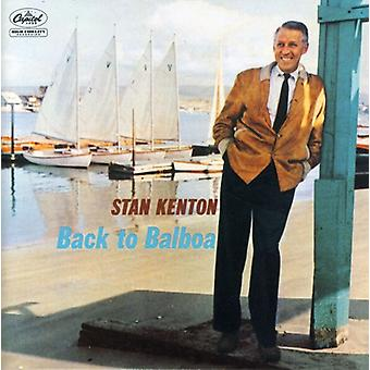 Stan Kenton - Back to Balboa [CD] USA import