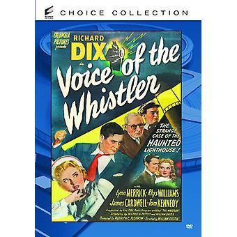 Voice of the Whistler [DVD] USA import