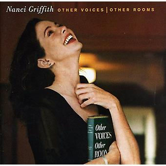 Nanci Griffith - Other Voices Other Rooms [CD] USA import