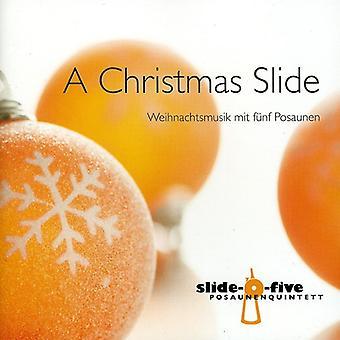 Slide-O-Five Posaunenquintett - Weihnachten schieben [CD] USA import
