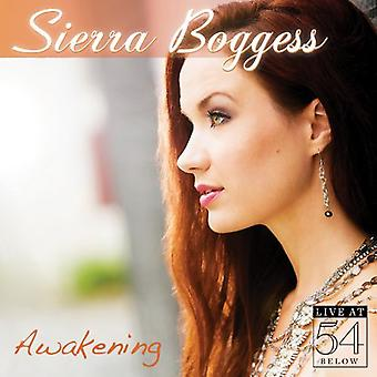Sierra Boggess - Awakening: Live på 54 nedenfor [CD] USA import
