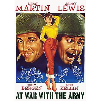 At War with the Army [DVD] USA import