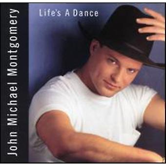 John Michael Montgomery - Life's a Dance [CD] USA import