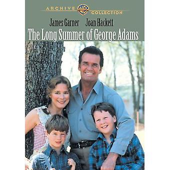Long Summer of George Adams [DVD] USA import