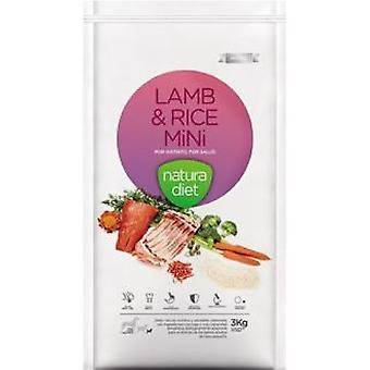 Natura Diet Natura Diet Lamb & Rice Mini (Dogs , Dog Food , Dry Food)