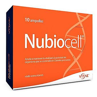 Vitae Vitae chlorella nubiocell 10 vials (Vitamins & supplements , Superfoods , Algae)