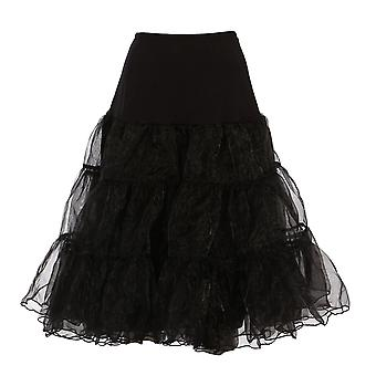 50er Jahre Petticoat Unterrock Retro Vintage Swing 1950's Rockabilly 26