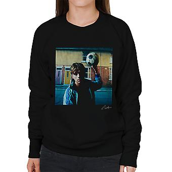 Damon Albarn von Blur In London 1995 Damen Sweatshirt