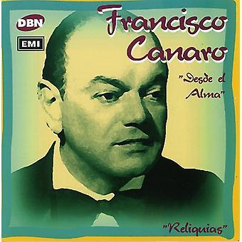 Francisco Canaro - Desde El Alma [CD] USA import