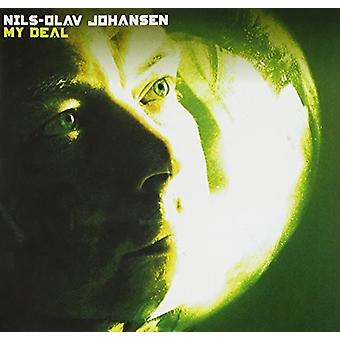 Nils Olav Johansen - My Deal [CD] USA import