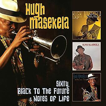 Hugh Masekela - soixante/noir à l'avenir/Notes d'importation USA vie [CD]