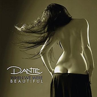Dante - When We Were Beautiful [CD] USA import