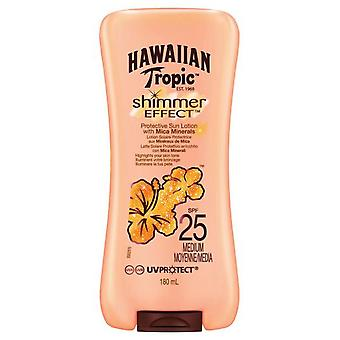 Hawaiian Tropic Ht skinne glitre Lotion SPF 25