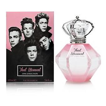 One Direction That Moment Eau De Perfume 100Ml Vapo.