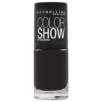 Maybelline Color Show 677 Blackout (Vrouwen , Make-up , Nagelverzorging , Emaille)